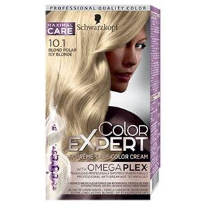 Vopsea de par permanenta Color Expert 10.1 Blond Polar
