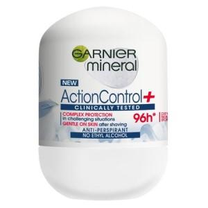 Deodorant roll-on Garnier Action Control