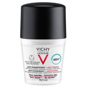 Deodorant roll-on Vichy Homme