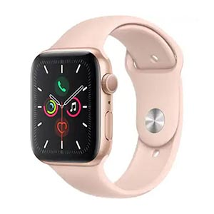 Apple Watch series 5 gold