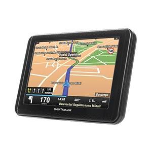 Sistem de navigatie Serioux Urban Pilot UPQ500