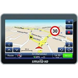 "Sistem de navigatie Smailo HD 5.0, diagonala 5"""