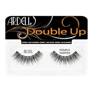 Gene False Ardell Double up Wispies Black