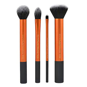 Set 4 pensule Real Techniques Flawless Base Set Pinselset