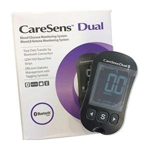Glucometru CareSens Dual glucoza si cetone