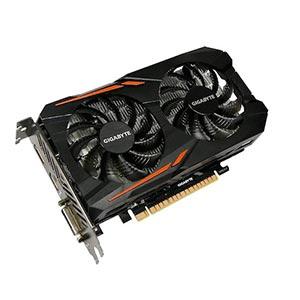 Gigabyte GeForce® GTX 1050 Ti OC
