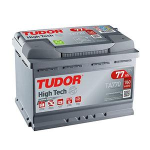 Baterie auto Tudor High-Tech 77 Ah