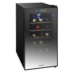 Racitor vin termoelectric pentru 18 sticle, Hyundai,