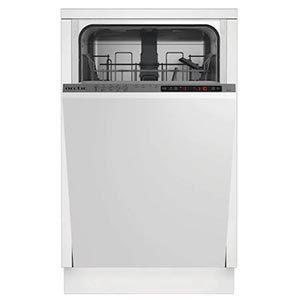 Masina de spalat vase incorporabila Arctic BI45A++, 10 seturi, Motor Silent Inverter, Clasa A++, Functie RAPID+, 5 programe