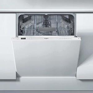 Masina de spalat vase incorporabila Whirlpool WRIC 3C26, 14 seturi, 8 programe, Clasa A++
